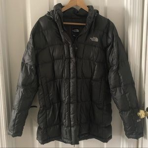 North Face 600 Down Puffer Coat Size Large